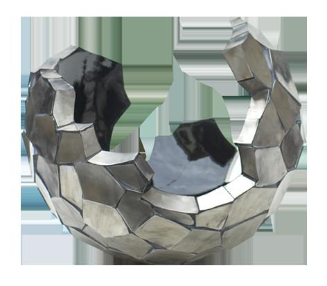 Vaas broken metallic