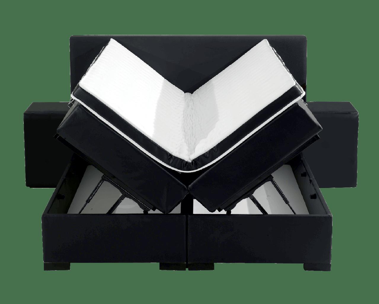 Boxspring Nero